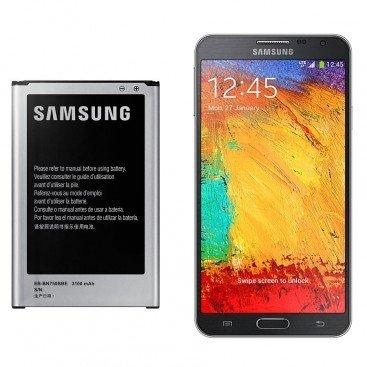 Samsung - Batteria originale EB-BN750BBE per Samsung Galaxy Note 3 Neo SM-N750 /SM-N7505