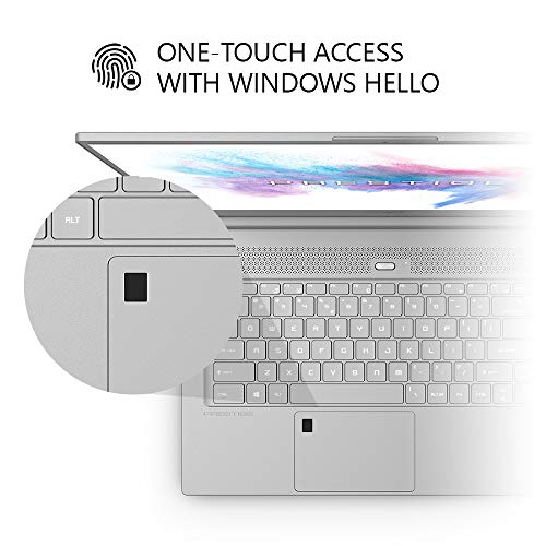 MSI P65 Creator 8RD-021 Thin Bezel Gaming/ Productivity Laptop 15.6