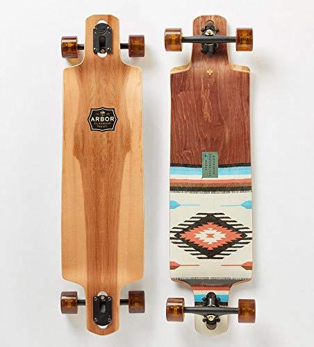 Arbor Skate Skateboard Longboard Flagship 2 Dropcruiser 38