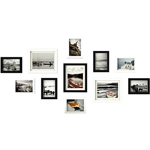 Fotolijst Home Foto muur woonkamer slaapkamer muur restaurant foto wand 11 combinatie fotolijst muur decoratie