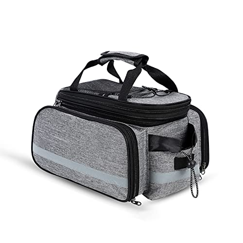 Bicycle Bag,Waterproof Bike Pouch Bag,bike Bags For Frame,Rear Rack Pannier Bike Bag,Professional Cycling Accessories,Extendable Bicycle Storage Bag,suitable For Road Bicycles And Mountain Bikes