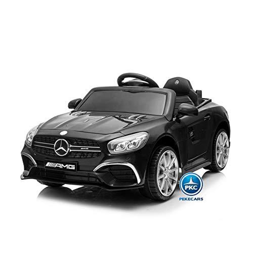 Mercedes SL63 12V 2.4G Negro Metalizado