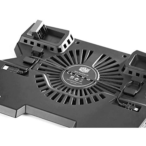 Cooler Master Notepal X3 Notebook-Kühler (R9-NBC-NPX3-GP)