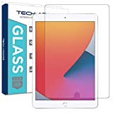Tech Armor Ballistic Glass Screen Protector Designed for New Apple iPad 10.2 inch 2020 and 2019 – Extreme Touch Sensitivity (Works with Apple Pencil) [1-Pack]