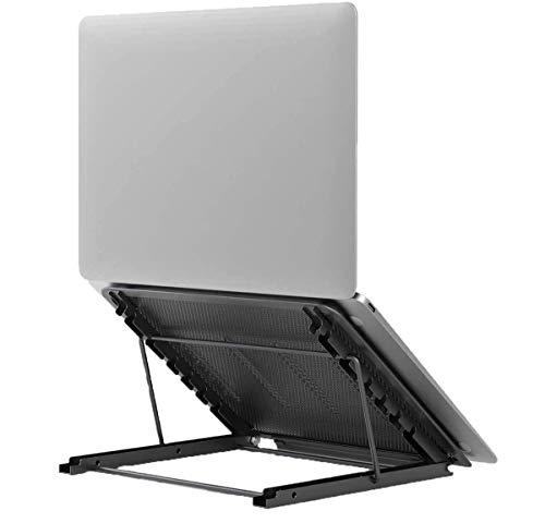 Laptop Computer Table Holder Desk Stand Ventilated and Adjustable