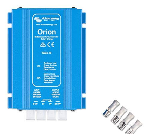 Victron Energy ORI122410020 Orion 12/24-10 DC Convertidor IP20, De 12 a 24 V-10A