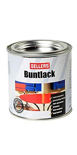 Buntlack | Alkydharzlack | wirksamer Metallschutzlack | glänzende Metallfarbe | Decklack |Metallschutzfarbe mit hoher Deckkraft | Rostschutzfarbe
