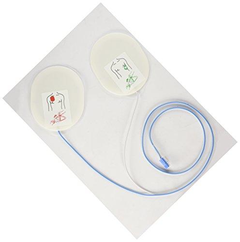 F7959 Ein Paar Einweg-Defibrillationselektroden zu CU Medical Systems und Cmos Drake - für Erwachsene