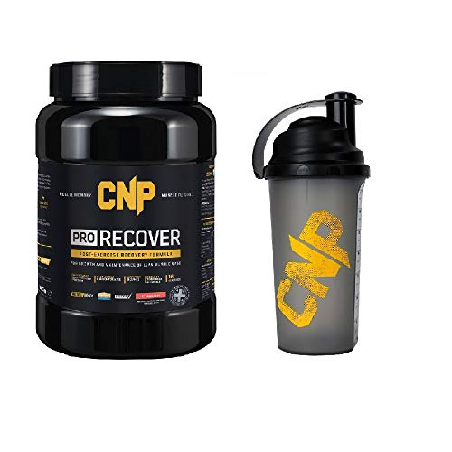 CNP Professional Recover - 1.28kg - Strawberry with Shaker
