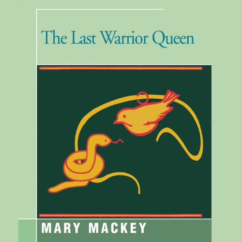 The Last Warrior Queen audiobook cover art