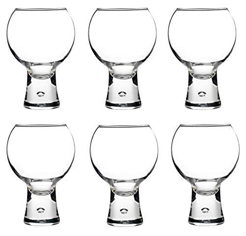 Durobor 780/52 Alternato Weinkelch 540ml, 6 Gläser, ohne Füllstrich