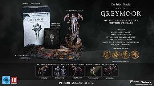 The Elder Scrolls Online: Greymoor - Collectors Edition [PlayStation 4]