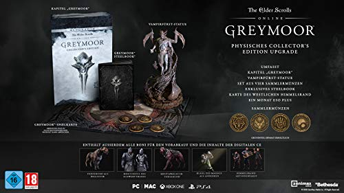 The Elder Scrolls Online: Greymoor - Collectors Edition [Windows]