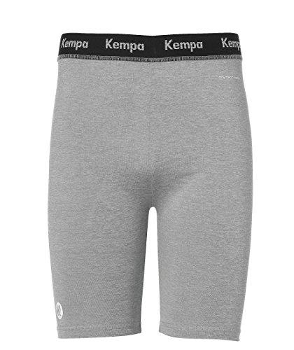 Kempa Kinder Attitude Tights, Dark grau Melange, 128