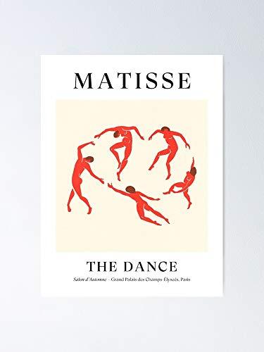 AZSTEEL Henri Matisse - The Dance Tribute to La Danse Poster