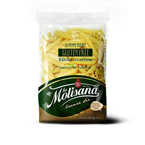 La Molisana Penne Gluten Free USA 20, 340 Gram (Pack of 12)