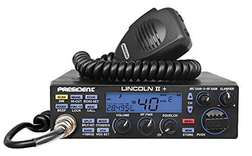 Radio Hama  marca President Electronics