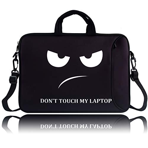 BRILA 12 inch Laptop Sleeve Tote Bag