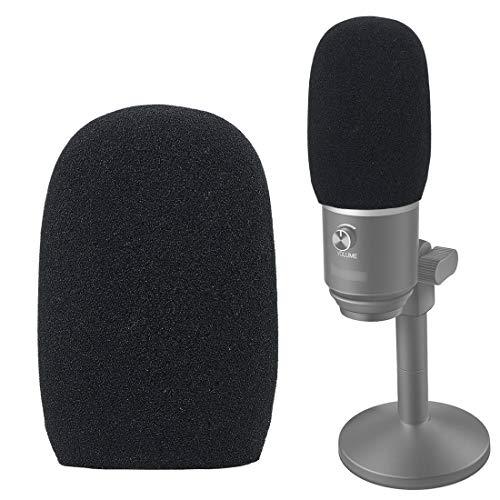 Fifine K670 Mikrophone Popschutz Pop Filter Reduziert Geräusche und Blockiert Sprengstoffe für FIFINE USB Microphone K670 von YOUSHARES