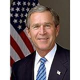 Draper Portrait US President George Walker Bush Photo