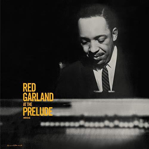 Red Garland - At the Prelude LP (plus 2 bonus tracks) Limited Edition 180g Vinyl with Download Code [VINYL]