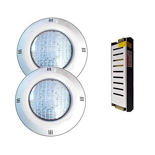 Warmpool Pack Focos LED para Piscinas de 35W Blanco Cálido Potentes +...