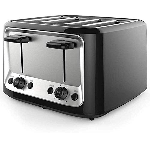 Great Price! Bread Machine Stainless Steel Programmable Multi-function Four-piece Breakfast Machine ...