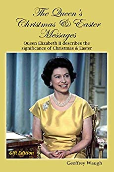 Book cover image for The Queen's Christmas & Easter Messages