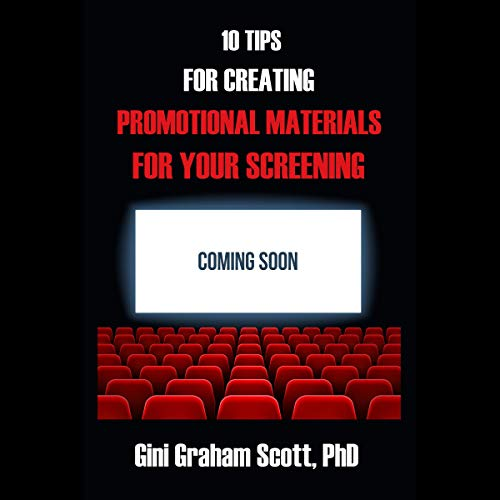 Page de couverture de 10 Tips for Creating Promotional Materials for Your Screening