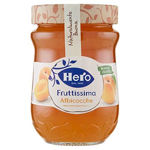 Hero Fruttissima Confettura di Albicocche Naturalmente Buona - 2760 gr