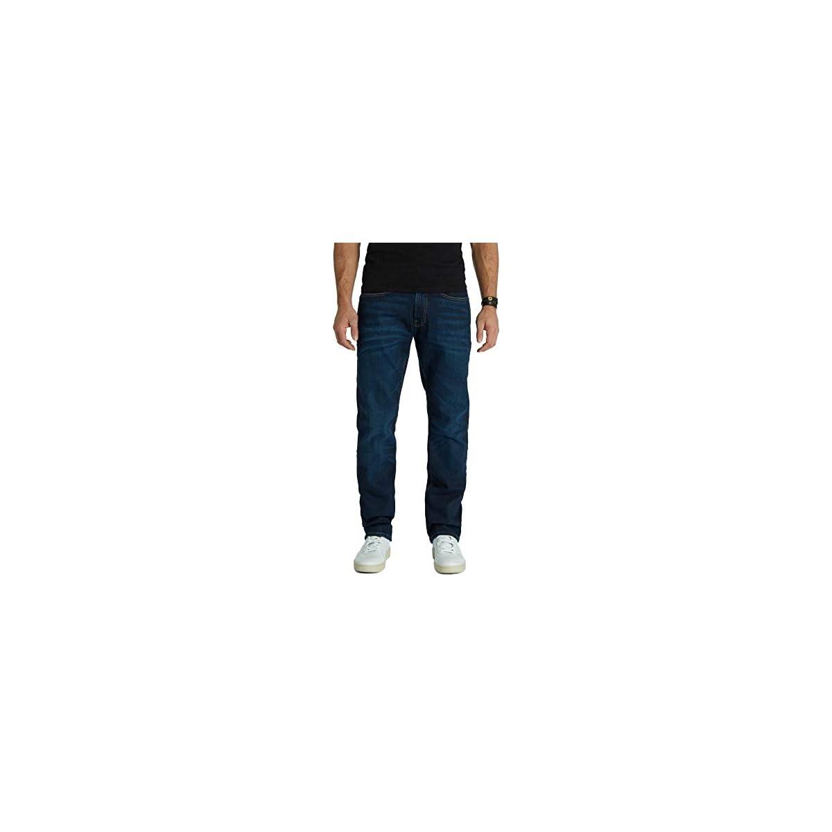 Kuyichi Herren Jeans Scott Regular Bio-Baumwolle Classic Blue