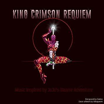 King Crimson Requiem: Music inspired by JoJo's Bizarre Adventure