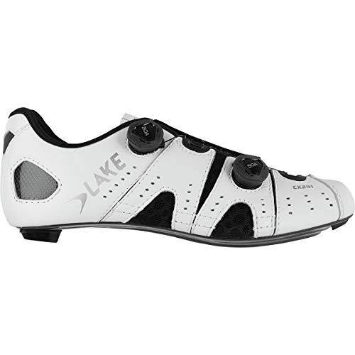 Lake CX 241 Cycling Shoe - Men's White, 47.0 -  3016706