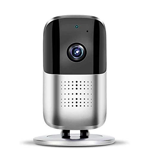 GSAGJyec Wireless-Kamera, Wireless LAN IP-Sicherheits-Überwachungskamera 1080P HD Baby Monitor for Baby/Elder/Pet Pflege mit 2-Wege-Audio, Bewegungserkennung und Nachtsicht