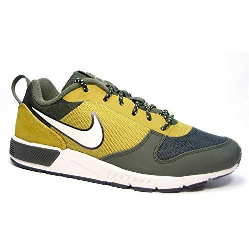 Nike 191887859215, Zapatillas de Atletismo Unisex Adulto, Multicolor (Black/Light Bone Sequoia Gold E 001), 45 EU