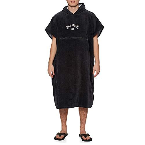 Billabong Mens Change Robe/Poncho W4BR85 - Black