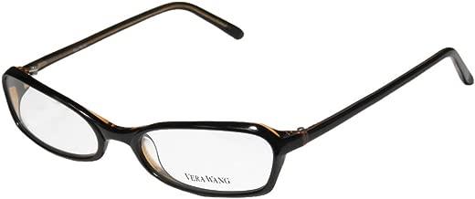 Vera Wang V104 For Ladies/Young Women/Girls Designer Full-Rim Unique Shape Fancy Eyeglasses/Eyewear