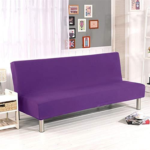 Bureze - Copridivano senza braccioli per divano e poltrona, avvolgente, antiscivolo, elastico, morbido copridivano