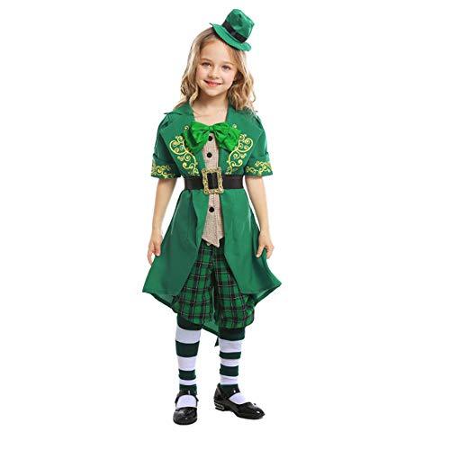 - Mädchen Lucky Leprechaun Kostümen