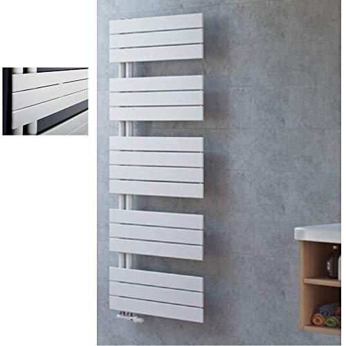 Design Paneelheizkörper Badheizkörper Panio Up horizontal MA - weiss Heizkörper (745 mm x 600 mm)
