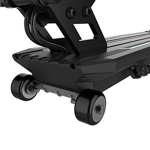 InMotion Unisex-Adult L8F Elektroroller, Noir, 105,6x110x430