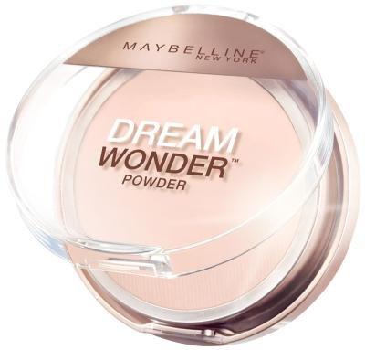 Maybelline Dream Wonder Powder - Porcelain Ivory (Pack of 2)