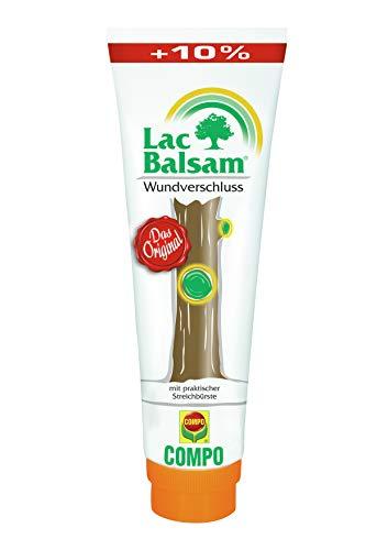 COMPO Lac Balsam, Wundverschlussmittel zur Behandlung an Zier- und Obstgehölzen, 385 g