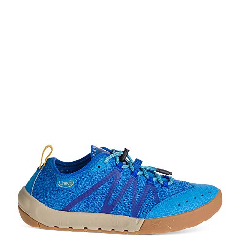 Chaco Women's Torrent Sneaker, Cerulean, 10.5