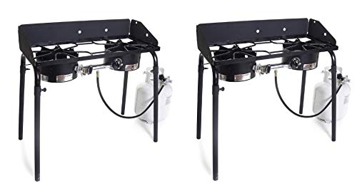 Camp Chef Explorer Double Burner Stove 3