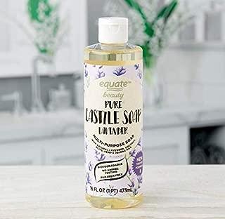 Best equate lavender pure castile soap Reviews