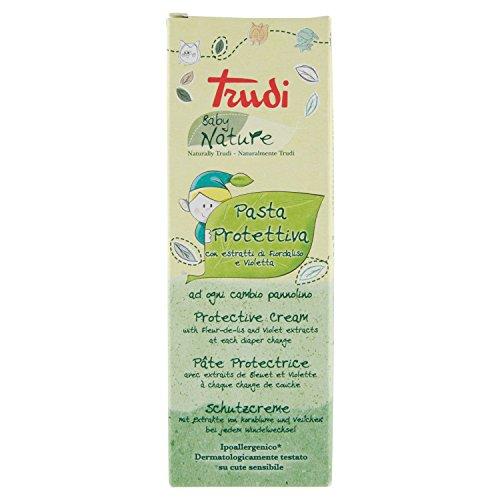 baby nature pasta protettiva con estratto di fiordaliso e violetta 100 ml