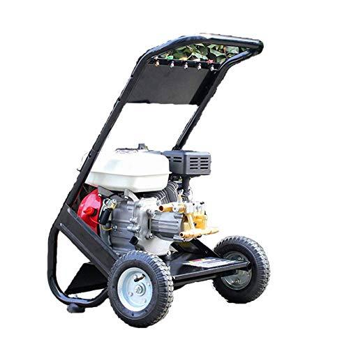 IDROPULITRICE LINGBEN LB180 con motore a scoppio 7HP e pompa in ottone 180 bar max,150 bar nominali