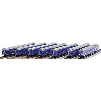 ロクハン Zゲージ T016-1 24系北斗星 JR北海道編成 7両基本セット