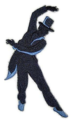 """Let 's Dance personalizado y único bordado [grifo silueta izquierda postura] hierro bordado en/parche Sew [5""""* 3.67""""] [hecho en EE. UU.]"""